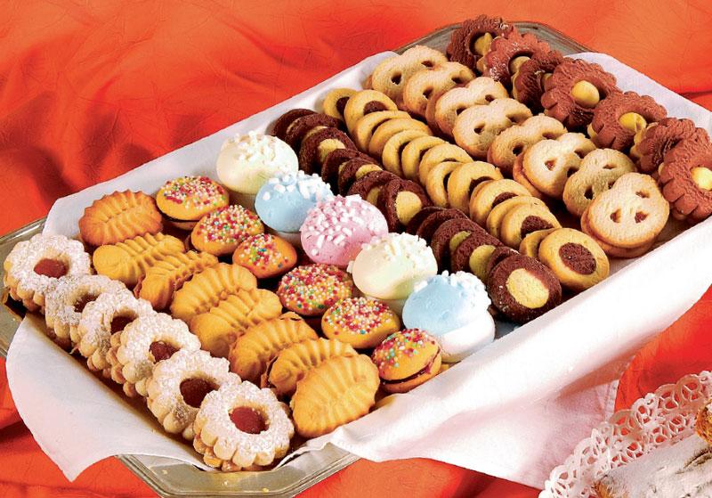 Popolare L'artigiano del dolce - prodotti da forno dolci e salati lavorati  AU55